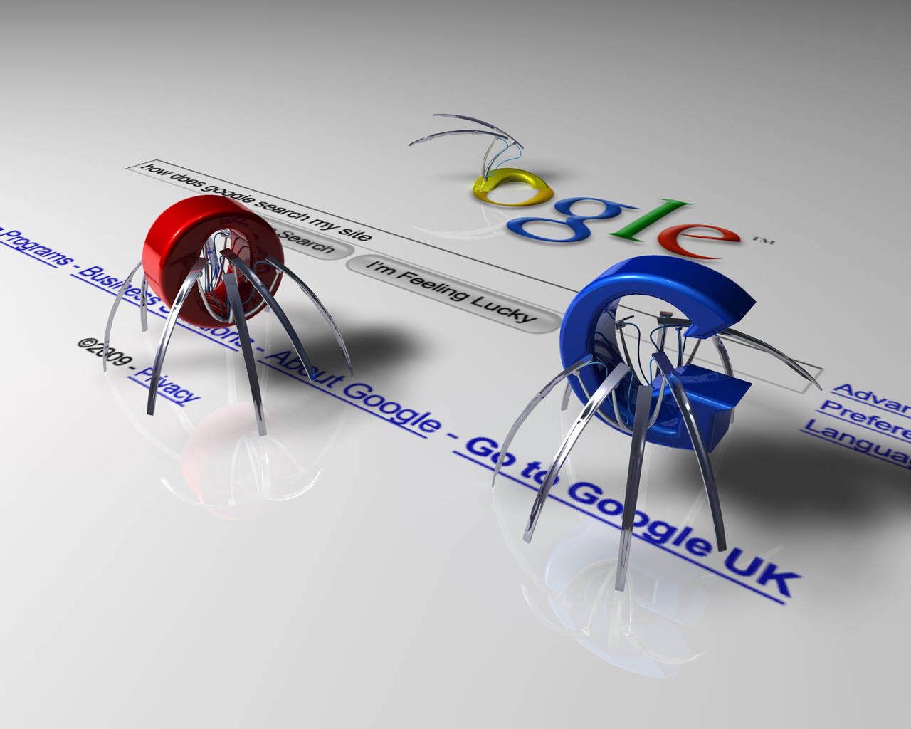 How To Prepare Your Site For The Google Spider