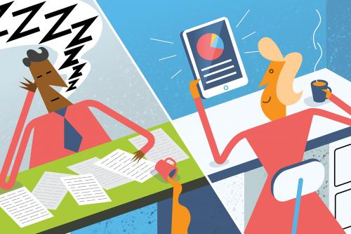 How to tell persuasive data stories