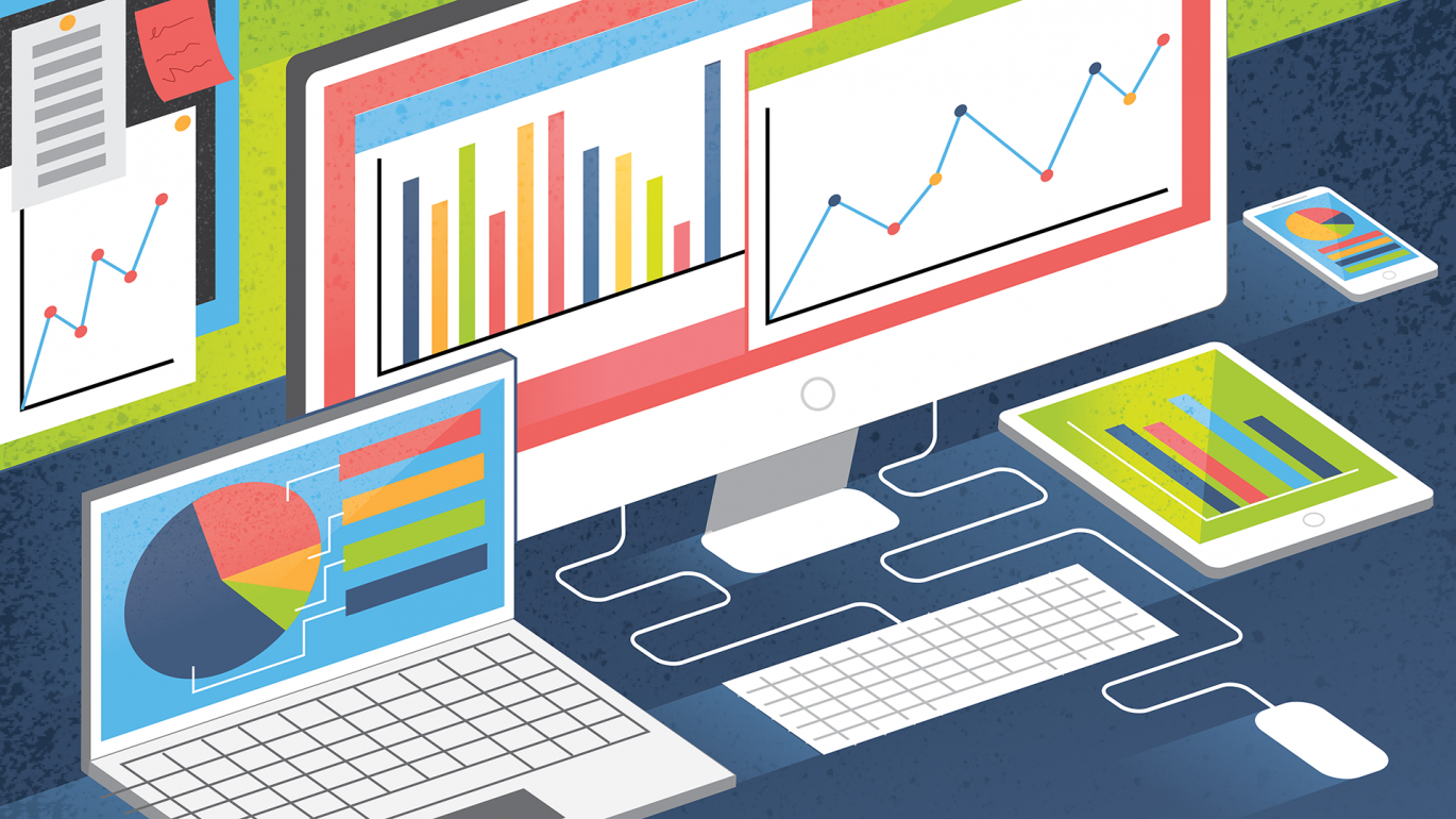 Improve Conversions by Simplifying Google Analytics Free Dashboard Template